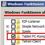 Grafiktablet mit Windows 7 verwenden