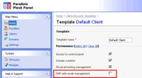 Plesk – PHP safe_mode DEPRICATED und hinderlich