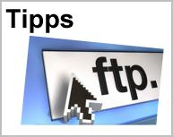 Tipps und Tricks zu FTP