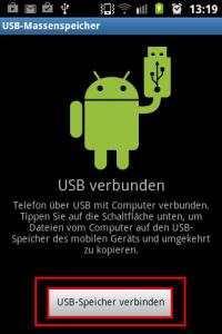 sdcard-usb-verbunden