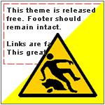Free Word Press Themes nicht verwenden